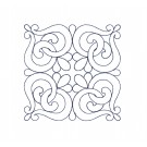 Pattern 14 Charmed Quilting Embroidery Design