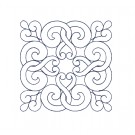 Pattern 15 Charmed Quilting Embroidery Design