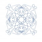 Pattern 17 Charmed Quilting Embroidery Design