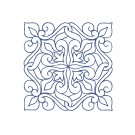 Pattern 24 Charmed Quilting Embroidery Design