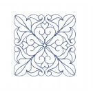 Pattern 27 Charmed Quilting Embroidery Design