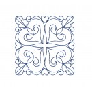 Pattern 28 Charmed Quilting Embroidery Design