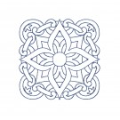 Pattern 31 Charmed Quilting Embroidery Design