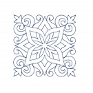 Pattern 32 Charmed Quilting Embroidery Design