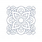Pattern 33 Charmed Quilting Embroidery Design