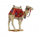 Camel The Nativity Story Embroidery Design