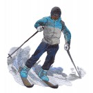 Skier 3 Winter Sports Embroidery Design