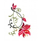 Accents Al a Mode Embroidery Design