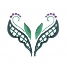 Lovely Cutwork Lace Embroidery Design