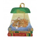 Cat Nap Kitten Tales Embroidery Design