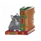 Tale Sit Kitten Tales Embroidery Design