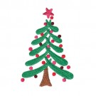 CHRISTMAS TREE PREMIUM SINGLE DESIGN