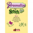 Upgrade to Personalize  N Stitch 2 0