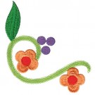 Jacobean Vine 2
