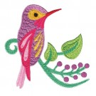 Jacobean Hummingbird 5
