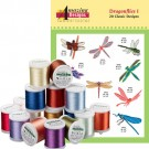 Dragonflies I 18 Spool Madeira Thread Kit