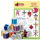 Christian Symbols 18 Spool Madeira Thread Kit
