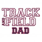 Track And Field Dad