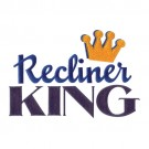 Recliner King Free Embroidery Design