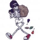 Burglar Skeleton
