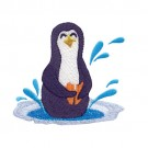 Cannonball Penguin
