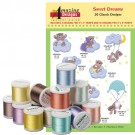 Sweet Dreams Collection with 18 Spool Madeira Thread Kit