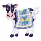 Cow With Quilt