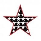 3 Inch Negative Fill Star