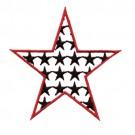 3 Inch Positive Fill Star