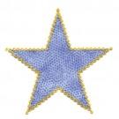 4 Inch Star Stitch