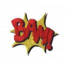 Bam Embroidery Design