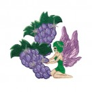 Fairy with Grapes