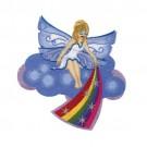 Fairy with Rainbow