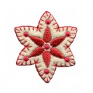 Nordic Snowflake Embroidery Design Collection