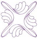 Quilt Pattern 5 Tile