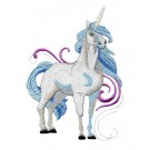 Unicorn Fantasies Embroidery Designs