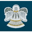 Freestanding Lace Angels Embroidery Designs