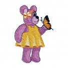 Bear with Butterfly