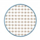Flowering Eyelet Circle 3 Embroidery Design