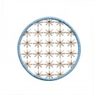 Flowering Eyelet Circle 4 Embroidery Design