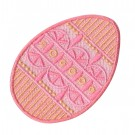 Freestanding Lace Egg Embroidery Design 6