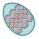 Freestanding Lace Egg Embroidery Design 11