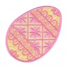 Freestanding Lace Egg Embroidery Design 12