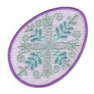 Freestanding Lace Egg Embroidery Design 14