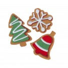 Christmas Cookies Merry Little Christmas Embroidery Design