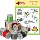Wedded Bliss with Madeira 18-Spool Thread Kit