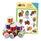 Bountiful Harvest with Madeira 18-Spool Thread Kit