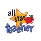 All Star Teacher