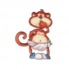 Baby Monkey Standing