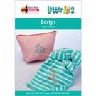 Script Font Pack for Letter It 2 (Download)